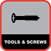 Tools and Screws