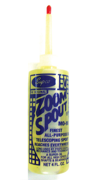 60458 Zoom Spout Oiler 4 Oz 12 Box Capitol Supply And