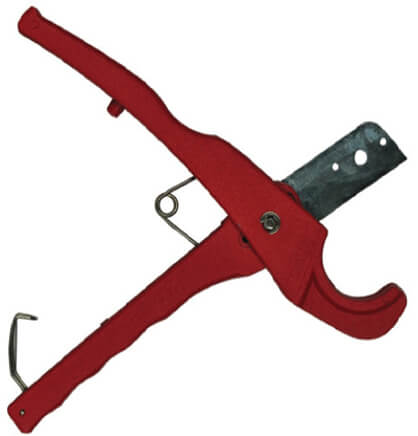 62991 Tube Cutter Plastic Red Handle Capitol Supply