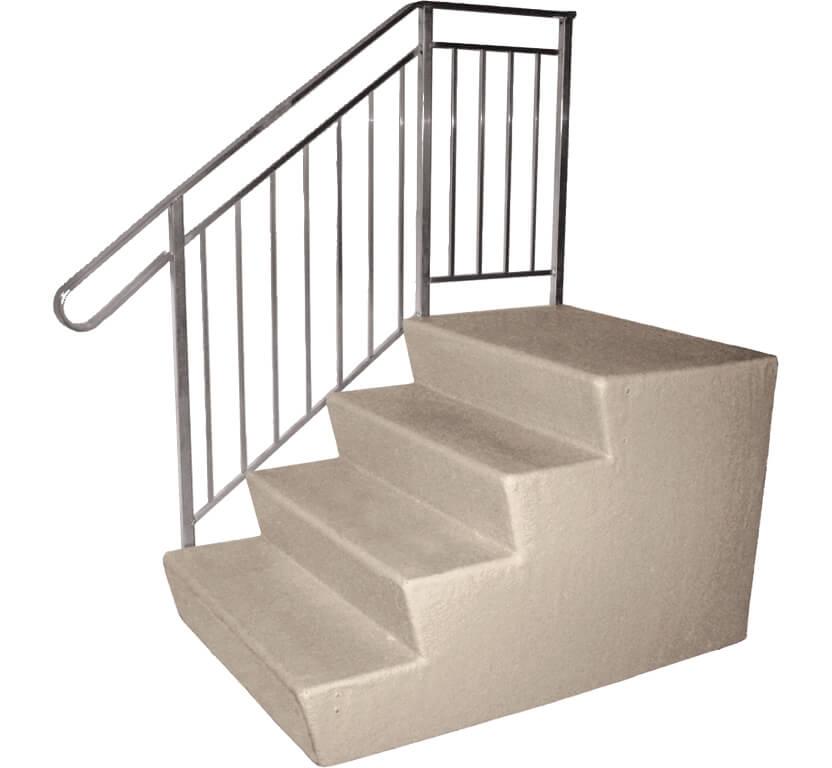 Fibergl Steps | 48
