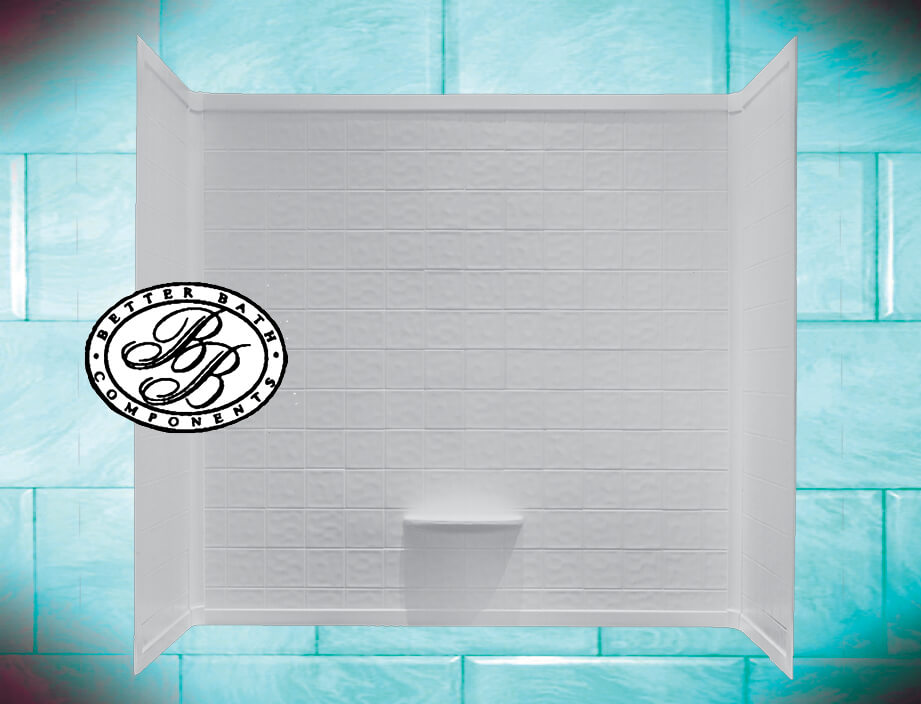 One Piece Tub Surrounds - | CAPITOL SUPPLY AND SERVICE